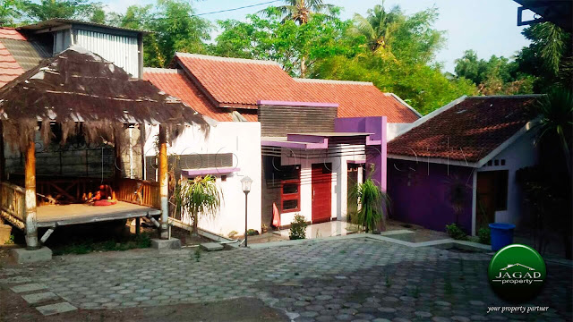 Rumah dengan Tanah Luas jalan Kaliurang Km 13