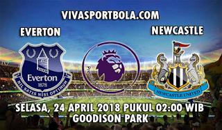 Prediksi Bola Everton vs Newcastle United 24 April 2018