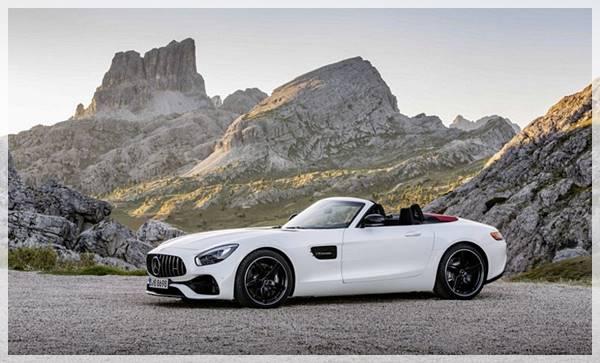 2018 Mercedes-AMG GT Roadster Redesign Exterior and Interior Design