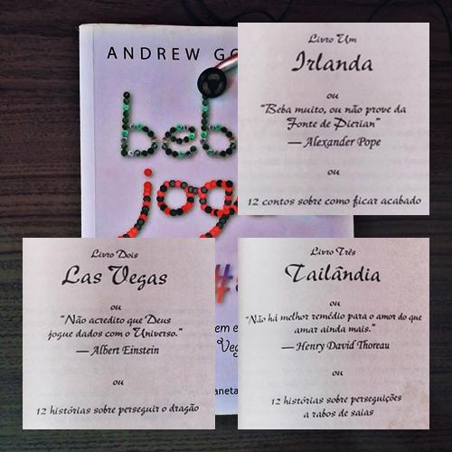Resenha do livro Beber, Jogar, Foder | Blog Mente Viajante