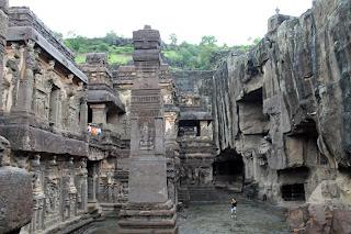 Mystery of kailasa temple (Kailasanatha)