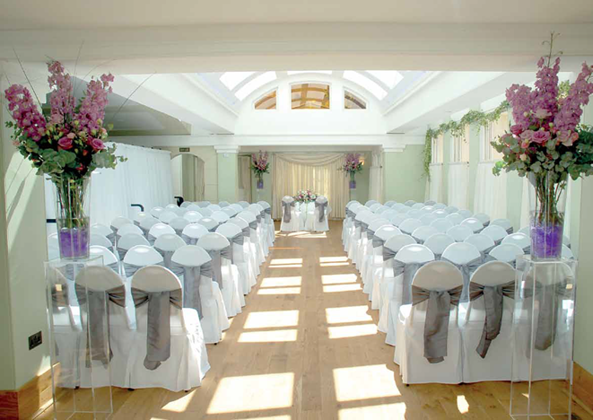 Stunning Pembroke Lodge A Beautiful Wedding Pianist Venue In West London