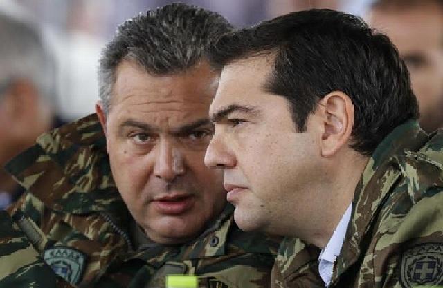 Κλείνουν στρατόπεδα των ελληνικών ΕΔ για να ανοίξουν στρατόπεδα μεταναστών! - Για τα 28 εκατ. ευρώ του ΦΠΑ των νησιών!