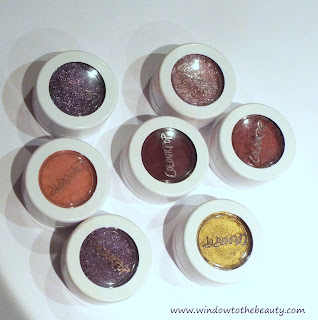 Colour Pop Super Shock Shadow review swatches