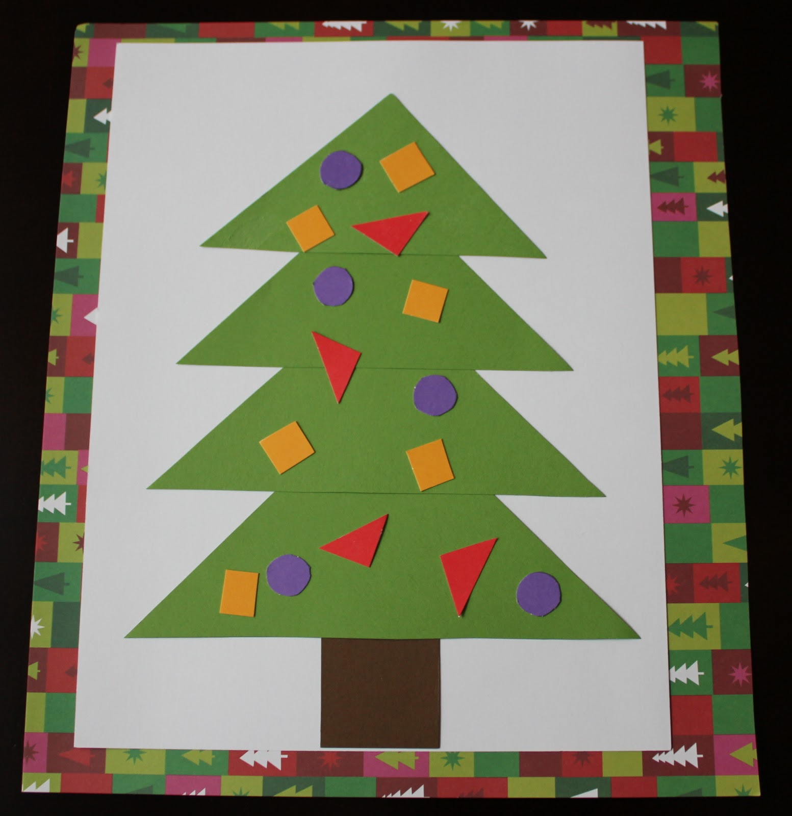 Toddler Approved Candy Shape Tree With Bob Books