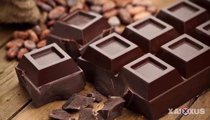 Makanan penambah darah - Cokelat, makanan penambah darah
