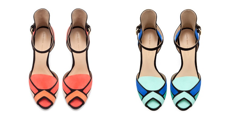 Block Heels Shoes Top Shop