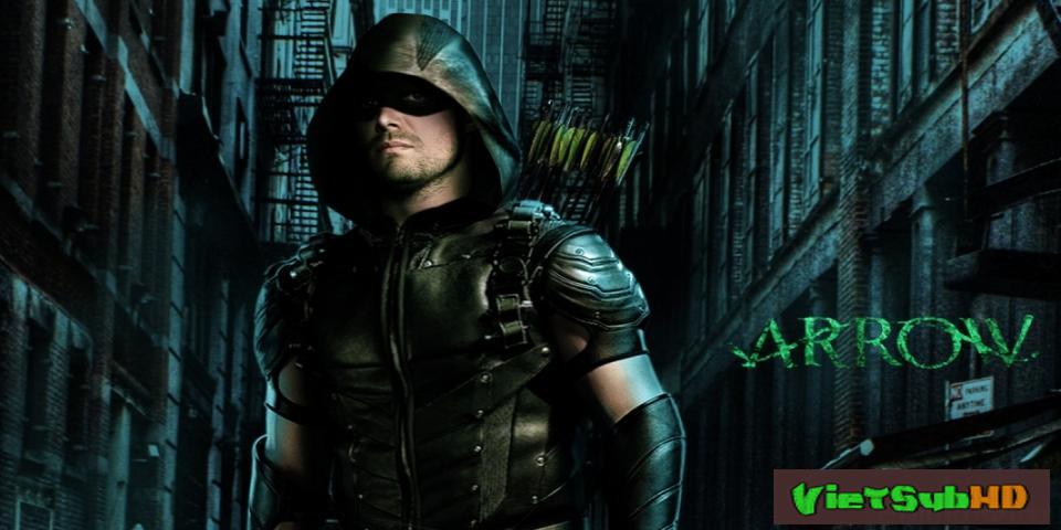 Mũi Tên Xanh (phần 5) - Arrow (season 5)