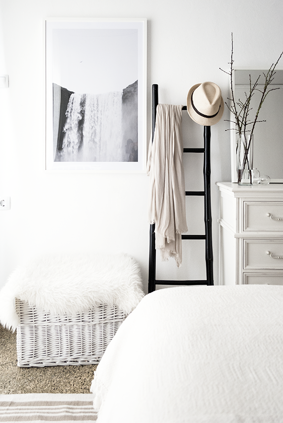 My bedroom makeover by My Paradissi © Eleni Psyllaki