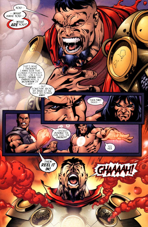 Read online Sigil (2000) comic -  Issue #19 - 20