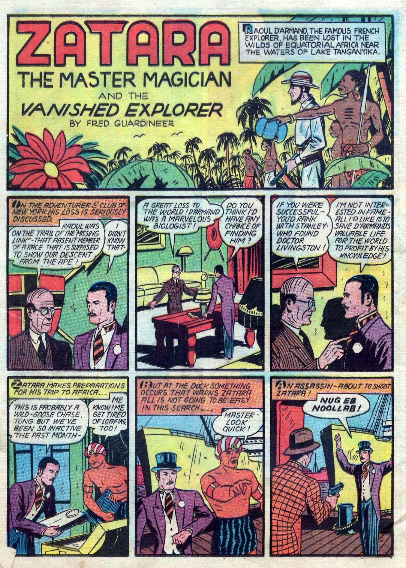 Read online Action Comics (1938) comic -  Issue #27 - 60
