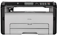 Ricoh SP 210SU Printer Driver Download