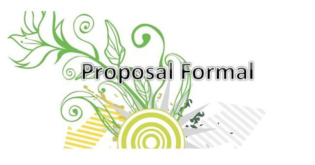 Contoh Proposal Formal dan Cara Mudah Membuatnya