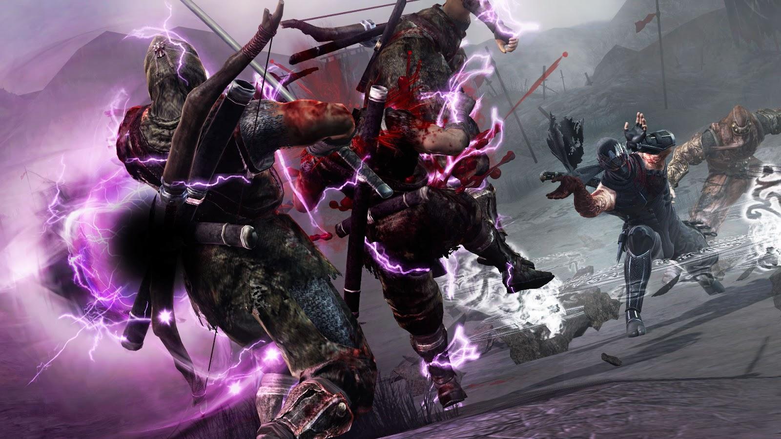 Ninja Gaiden 3 Razors Edge Goes Multiplatform We Know Gamers Gaming News Previews And Reviews