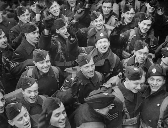 28 February 1941 worldwartwo.filminspector.com Empire Air Training Scheme Sergeants