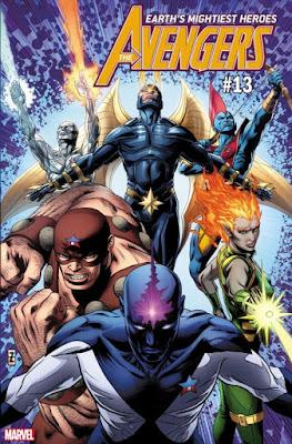 """Cómics: Reveladas las portadas alternativas dedicadas a la nueva serie de """"Guardianes de la Galaxia"""""""