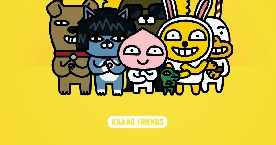 Which Kakao Friend Are You