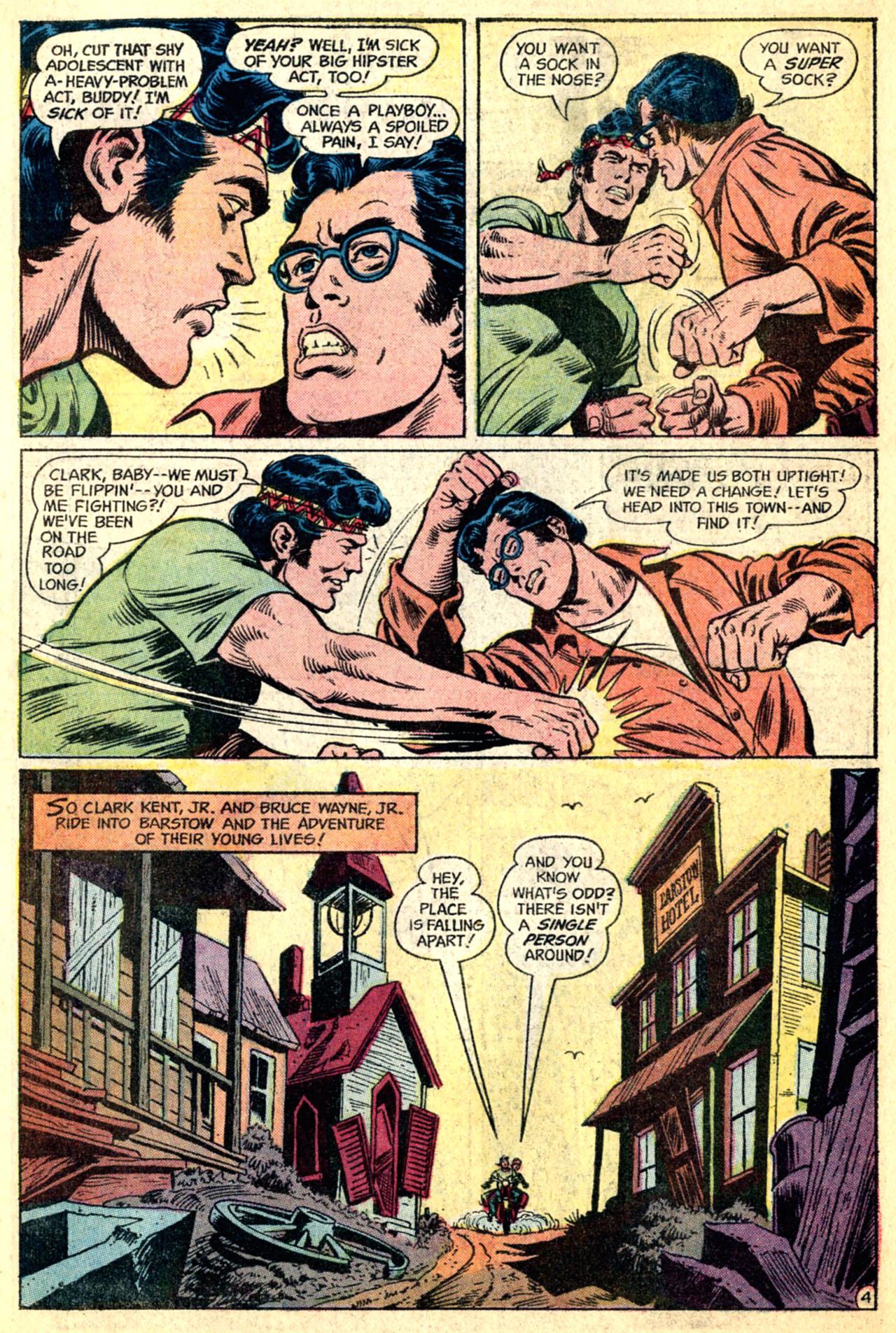 Read online World's Finest Comics comic -  Issue #216 - 6