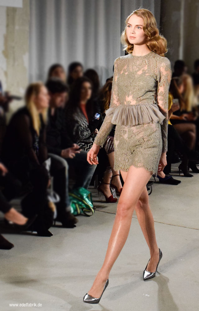 Ewa Herzog Kollektion No. 10 Berlin Fashionweek H/W 2017/2018