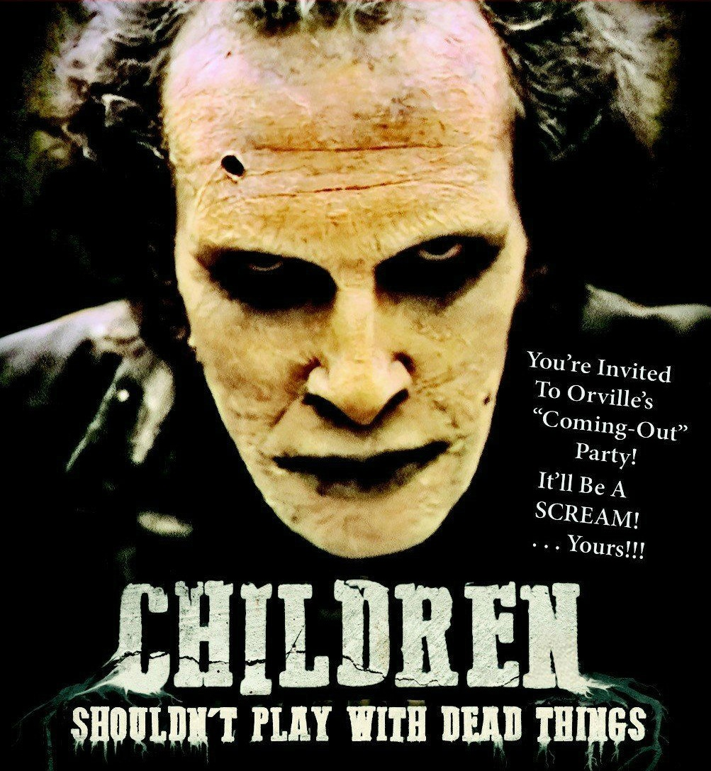 Children Shouldn't Play with Dead Things [1972] [DVD9] [NTSC] [Subtitulado]