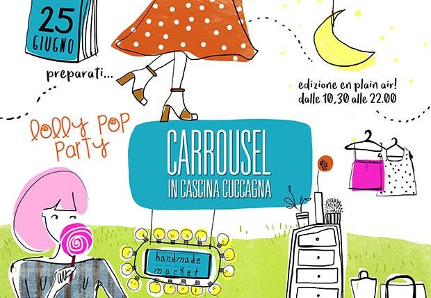Locandina Carrousel giugno