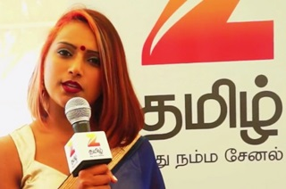 Zee Tamizh Miss Tamil Culinary Competition
