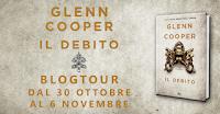 http://ilsalottodelgattolibraio.blogspot.it/2017/11/blogtour-il-debito-di-glenn-cooper-3.html