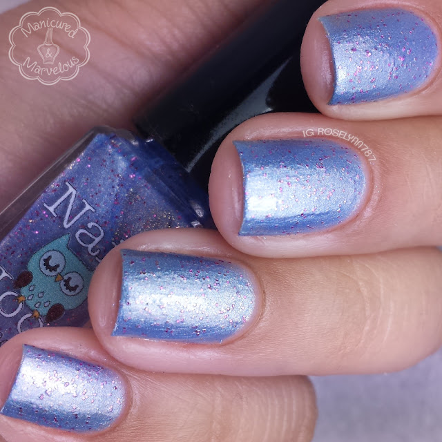 Nail Hoot Lacquer - Ice Queen
