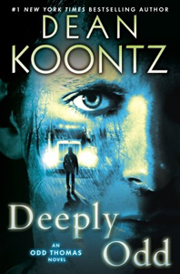 Portada original de Deeply Odd, de Dean Koontz