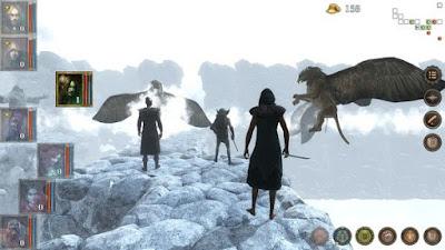 تجربة العبة الحرب والقتل ضد مخلوقات أسطورية