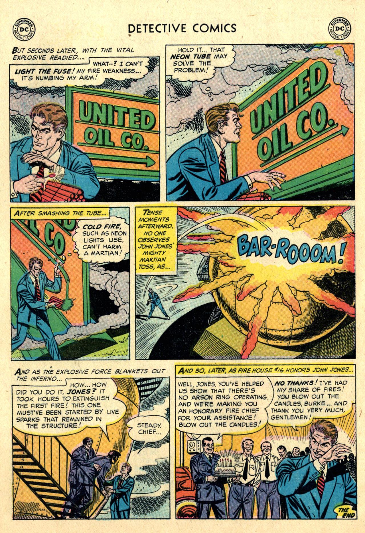 Read online Detective Comics (1937) comic -  Issue #239 - 32