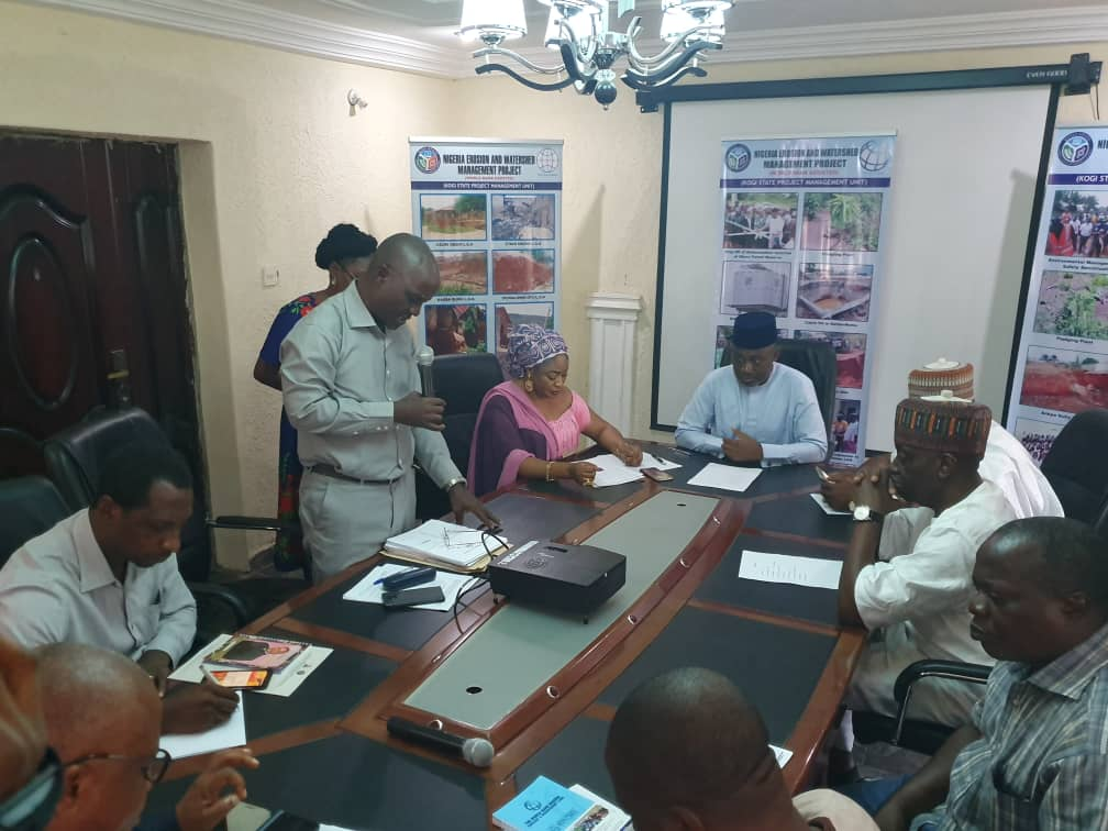 Kogi NEWMAP sign contract with Loraj Consortium for control