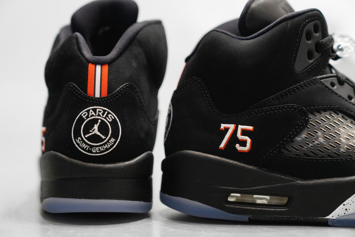 16cd4148f07f The Real Dwayne Allen.com  Jordan Brand x Paris Saint-Germain Collection