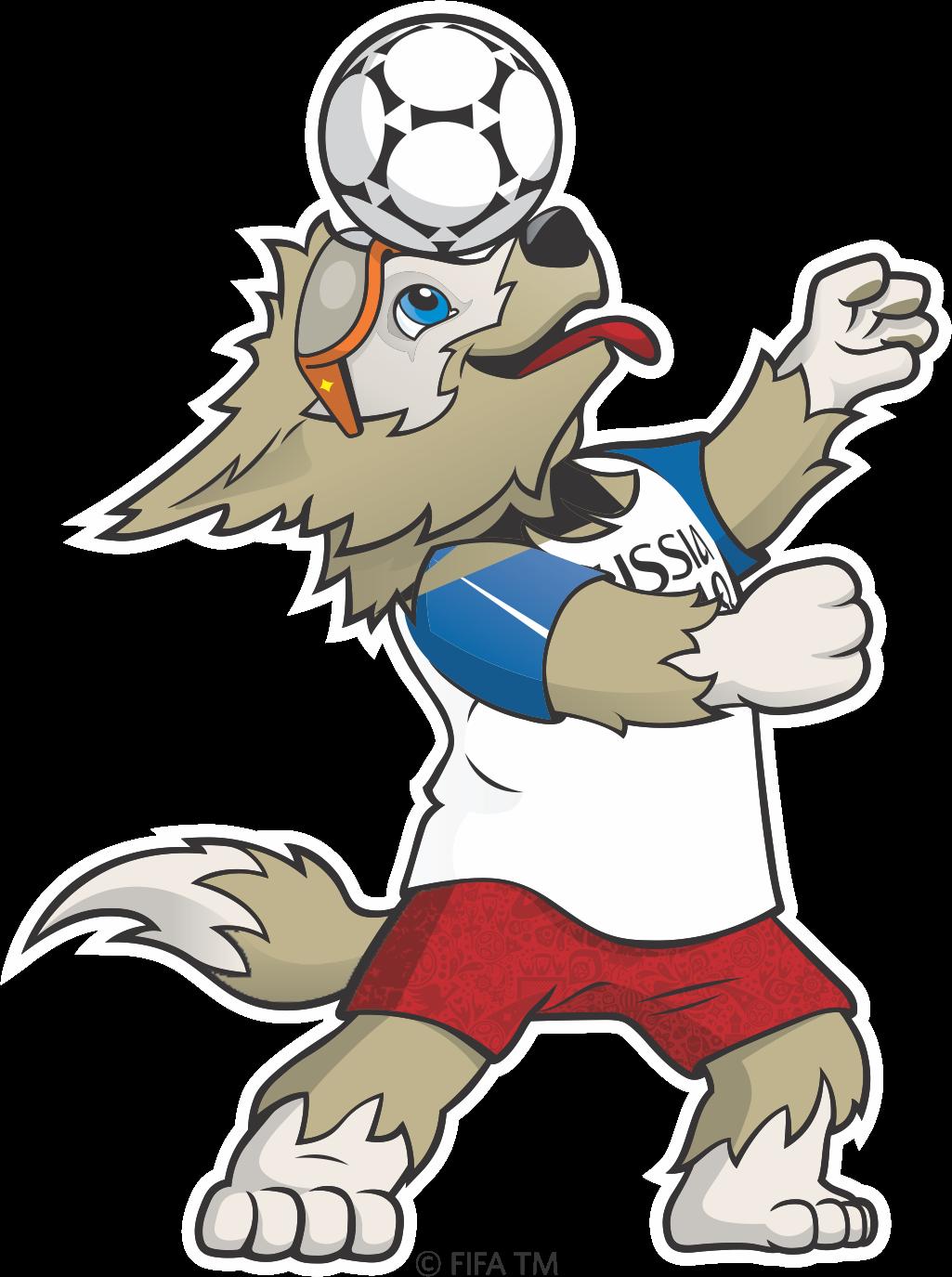 Quem é o Mascote da Copa da Rússia 2018  Significado d47748a8579