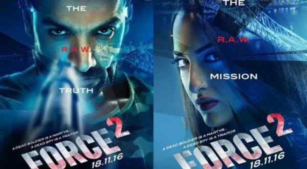 Force 2 Movie Posters