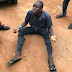 The image of the man who allegedly murdered his master in Delta state has been released.