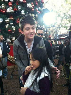 Greyson Chance Universe: Picture of the Day 2