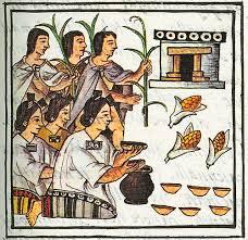 Contribución del maíz
