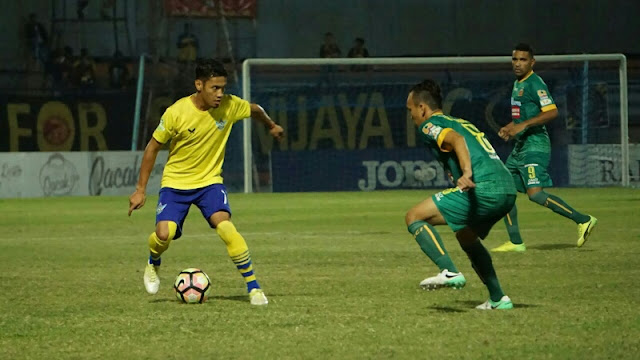 Sriwijaya FC vs Gresik United