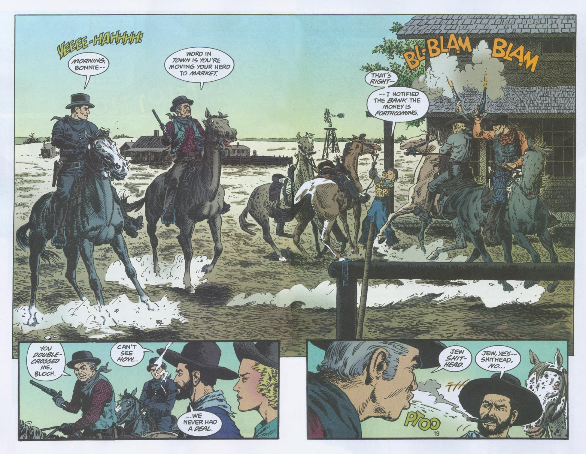Read online American Century comic -  Issue #24 - 19