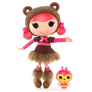 Lalaloopsy Teddy Honey Pots Doll