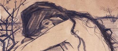 Vincent van Gogh Sorrow / Cierpienie; pacjent czy klient psychoterapii?
