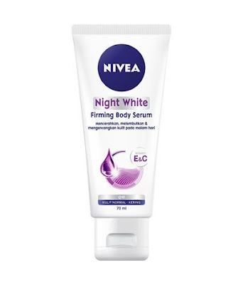 Nivea Night Body Serum