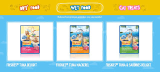 Wet Food Friskies #500Catventure Semarang