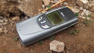 Hape Jadul Nokia 8850 Masterpiece Seken Mulus Kolektor Item