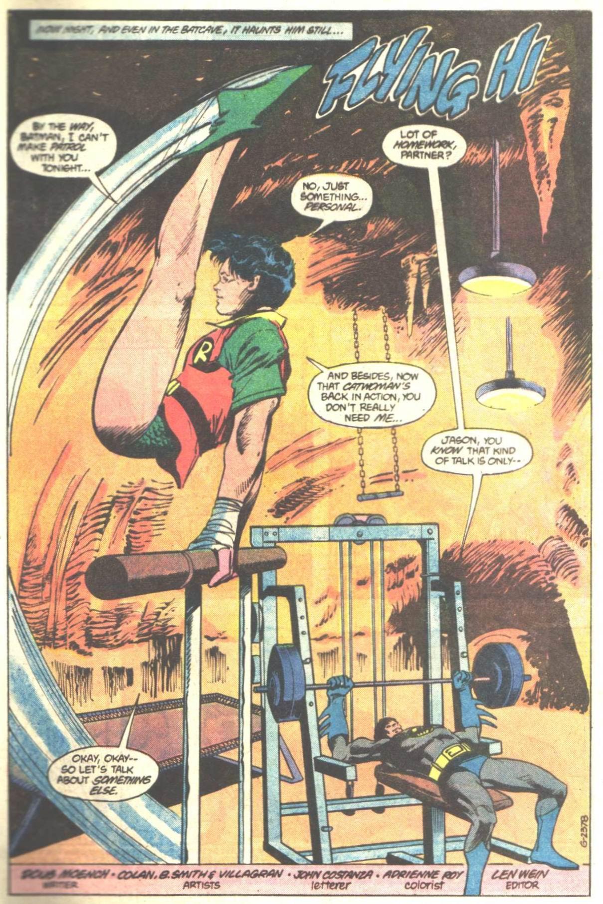 Detective Comics (1937) 561 Page 3