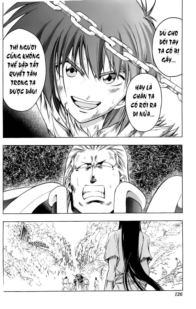 Fire Emblem - Hasha no Tsurugi chap 015 trang 31