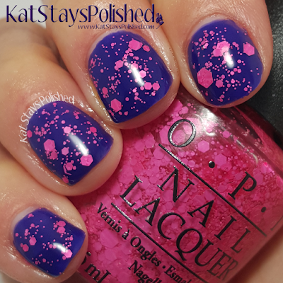 OPI Brights - On Pinks & Needles | Kat Stays Polished