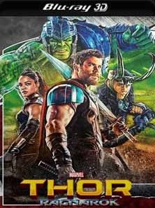 Thor Ragnarok 2018 – Torrent Download – BluRay 3D Half-SBS 1080p 5.1 Dublado / Dual Áudio