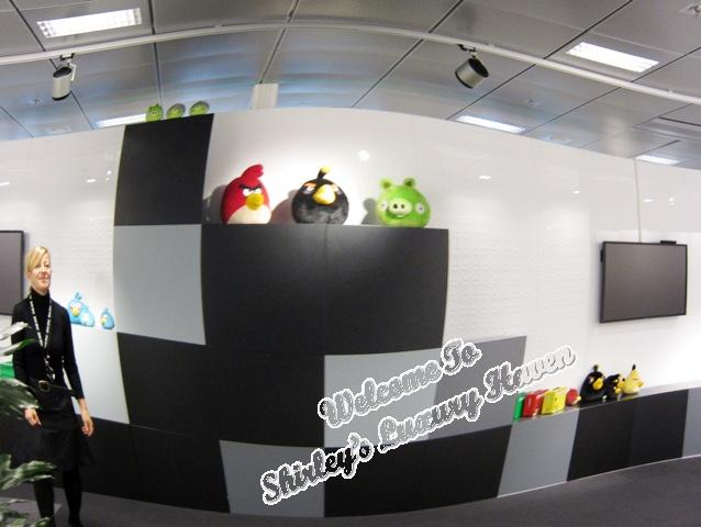 angry birds headquarter office helsinki finland
